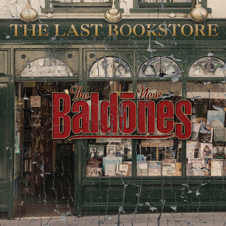 The Last Bookstore Cover